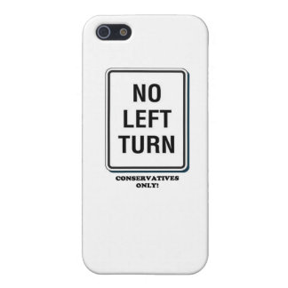 Conservatives Only! Cover For iPhone 5/5S