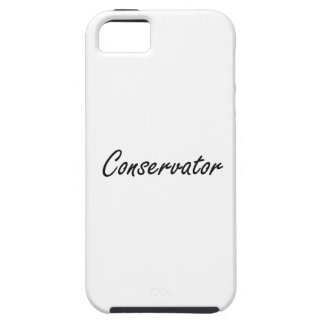 Conservator Artistic Job Design iPhone 5 Covers