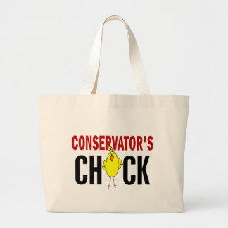 Conservator's Chick Tote Bags