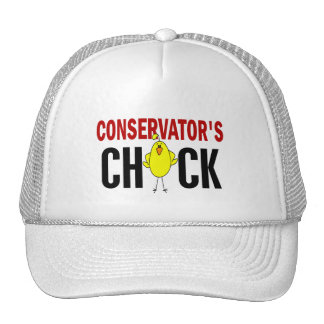 Conservator's  Chick Hat