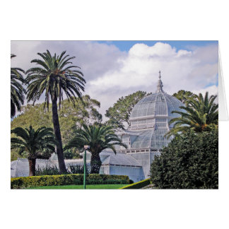 Conservatory of Flowers Card