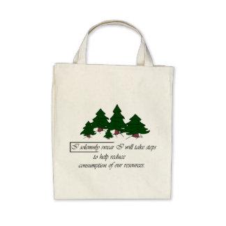 Conserve Canvas Bags
