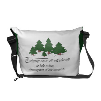 Conserve Messenger Bag