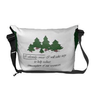 Conserve Messenger Bag