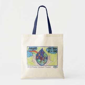 Conserve - One Drop at a Time Tote Bag