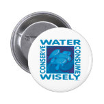 Conserve Water Button