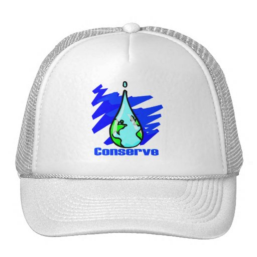 Conserve Water Hat