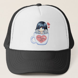 Consider Supporting Artists Trucker Hat