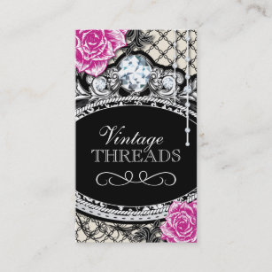 Consignment store business cards business card printing zazzle ca consignment clothing store business cards reheart Gallery