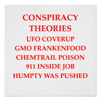 conspiracy perfect poster