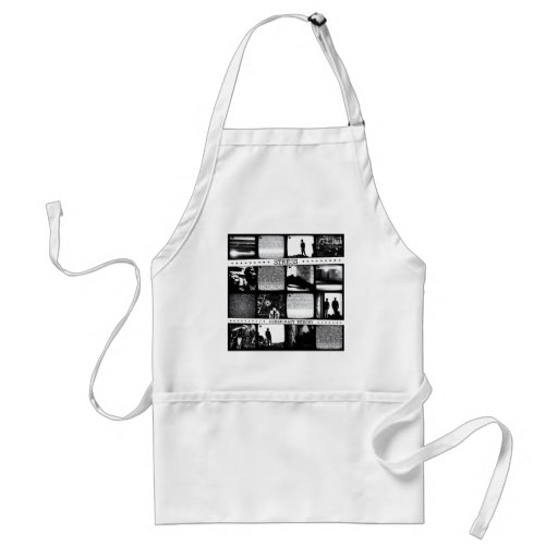 Conspiracy Theory LP Aprons