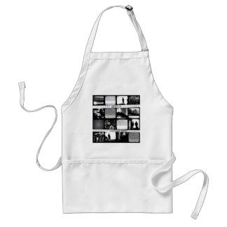 Conspiracy Theory LP Standard Apron