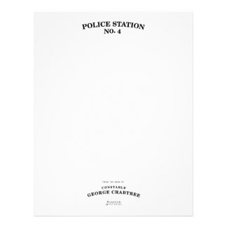 Constable Crabtree Stationery Letterhead Design