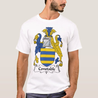 Constable Family Crest T-Shirt