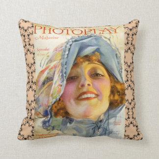Constance Talmadge Accent Pillow