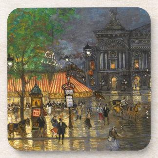 Constantin Korovin: Grand Opera, Paris Beverage Coasters