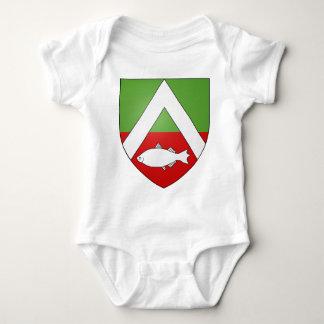 Constantine_CoA_2_(French_Algeria) Baby Bodysuit