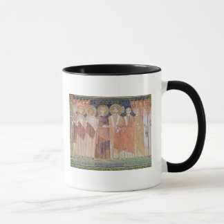 Constantine IV granting Bishop privileges Mug