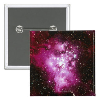 Constellation Image 2 Inch Square Button
