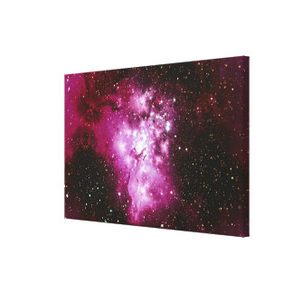Constellation Image Canvas Print