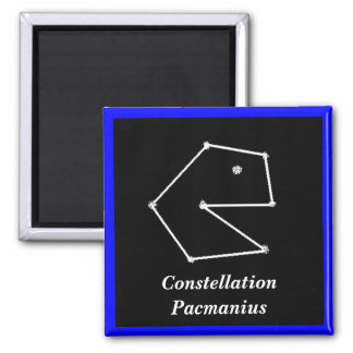Constellation Pacmanius - magnet