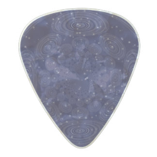 Constellation Parallel Universe Shibori Space Time Pearl Celluloid Guitar Pick
