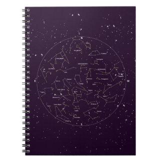 Constellation Sensation | Spiral Notebook
