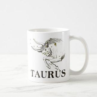 Constellation: Taurus Coffee Mug