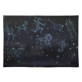 Constellations Place Mats