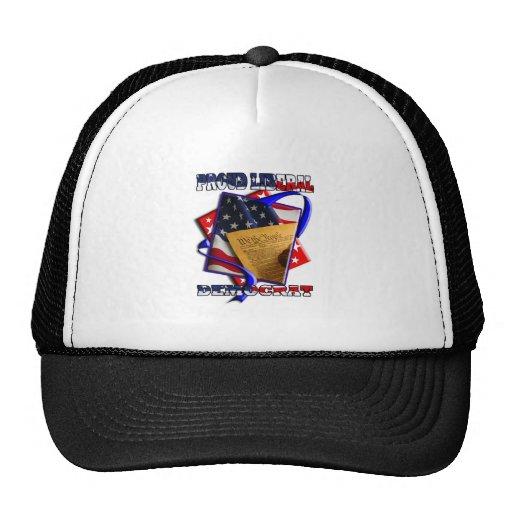 ConstiLib Democrat Trucker Hat