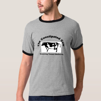 Constipated Cow T-Shirt