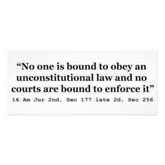 Constitution 16 Am Jur 2nd Sec 177 late 2d Sec 256 Personalized Announcement