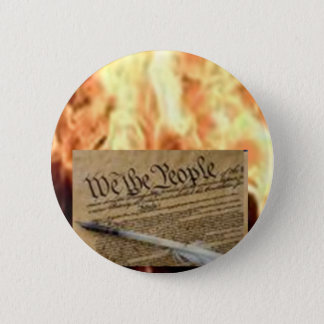 Constitution 2 Inch Round Button