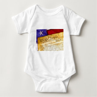 Constitution 4th Of July July 4th Independence Baby Bodysuit