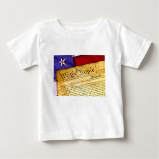 Constitution 4th Of July July 4th Independence Baby T-Shirt