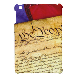Constitution 4th Of July July 4th Independence iPad Mini Cover