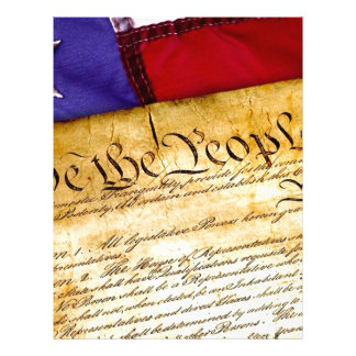 Constitution 4th Of July July 4th Independence Letterhead