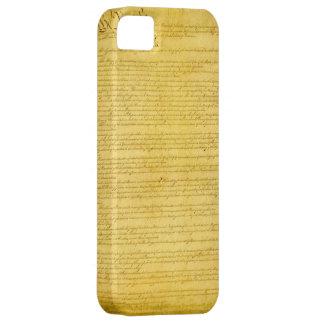 Constitution iPhone 5 Case