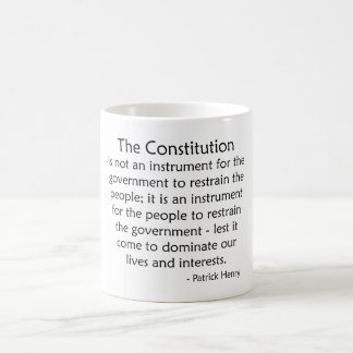 Constitution Coffee Mugs