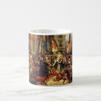 Constitution of May 3 1791 by Jan Matejko in 1891 Classic White Coffee Mug