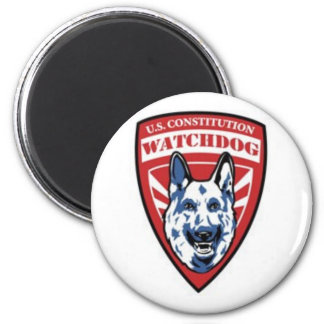Constitution Watchdog Magnet