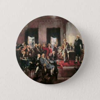 Constitutional Convention 2 Inch Round Button