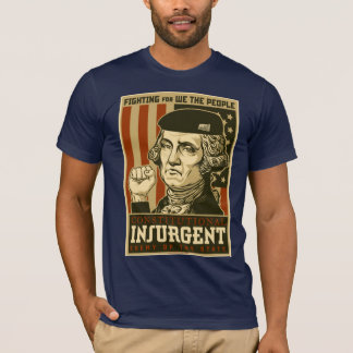 Constitutional Insurgent T-shirt
