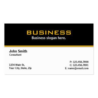 Construction Builder Contractor Mechanic Plain Business Cards
