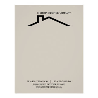 Construction Business Letterhead