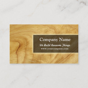 Woodworking business cards profile cards zazzle ca constructioncarpentry business card reheart Image collections