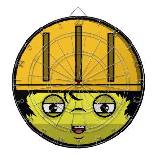 Construction Face Dartboard