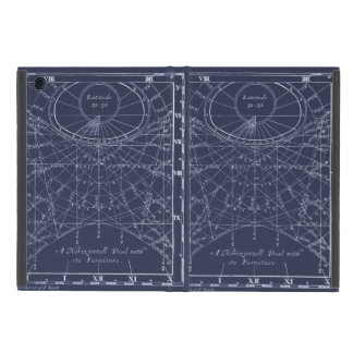 Construction of a Sundial (1700) Cover For iPad Mini