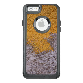 Construction Rough Beton Surface Grey Yellow OtterBox iPhone 6/6s Case