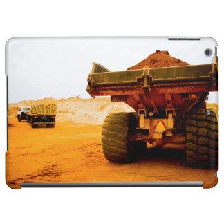 Construction Site, Luanda, Luanda Province Case For iPad Air